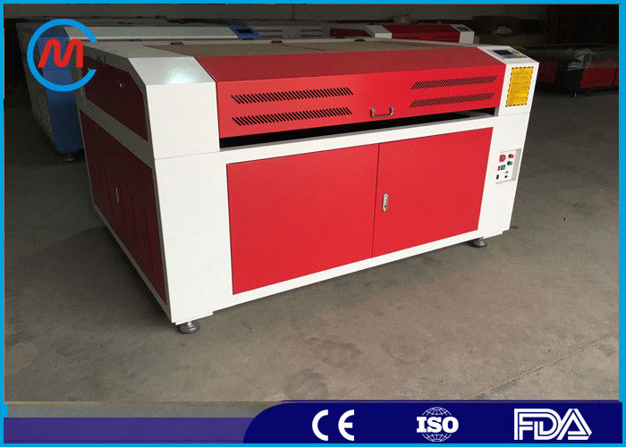 Small 50W Co2 Laser Engraving Cutting Machine For Leather High Performance