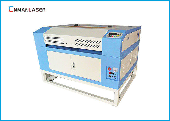 80W 100W EFR Laser Tube CO2 Laser Engraving Cutter Machine With Fabric Leather