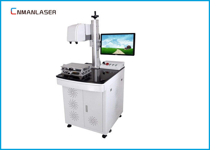 3D Desktop Laser Engraving Marking Machine / Laser Marker Machine CE FDA Listed